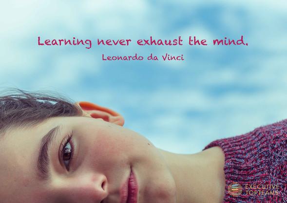 Learning da Vinci