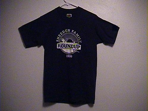 Sneeden Family Round Up T-shirt.