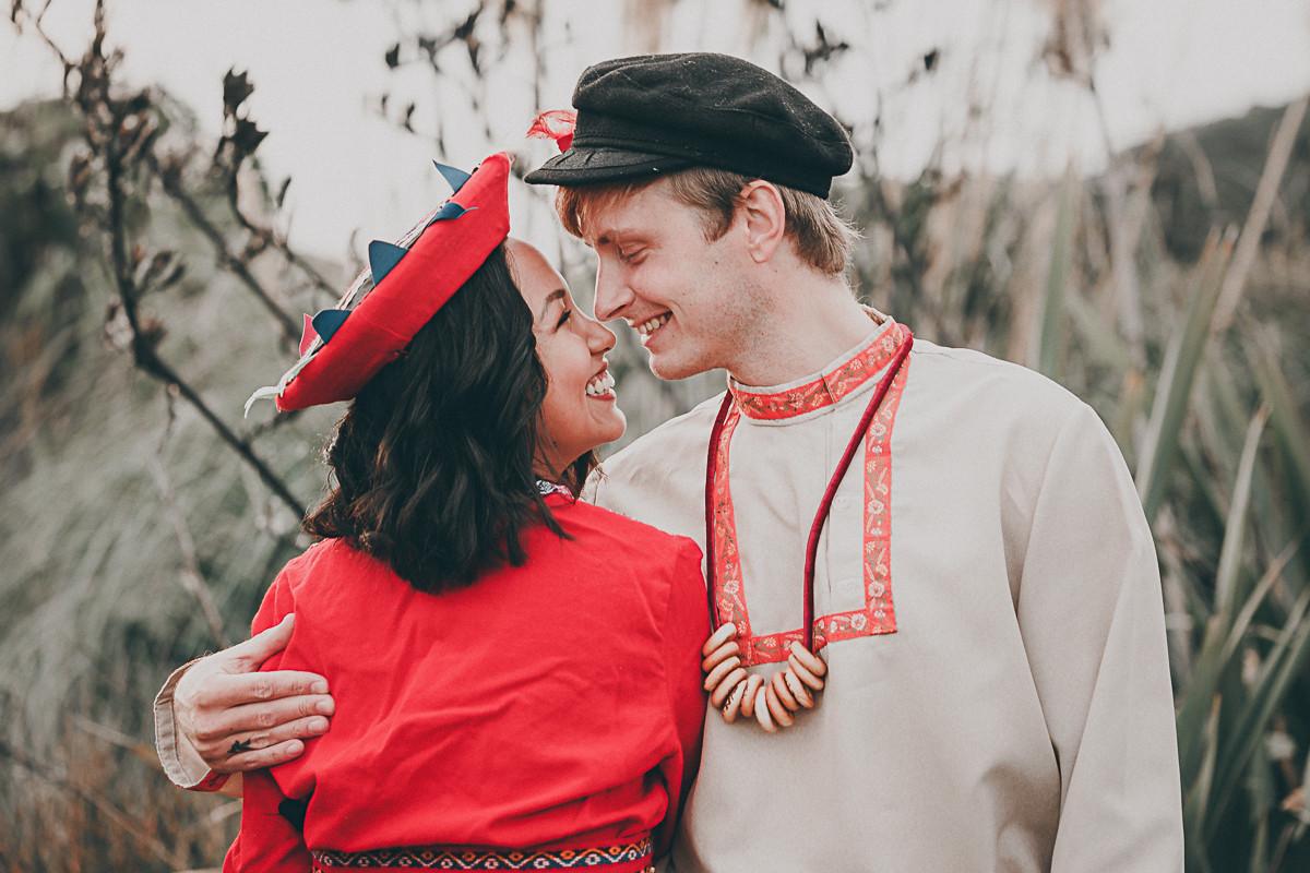 Kristie & Andrey