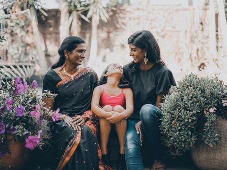 A Mother, Daughter & Grandmother