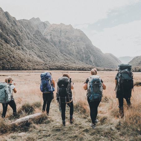 6 Ladies, 3 Days, 1 Epic Adventure