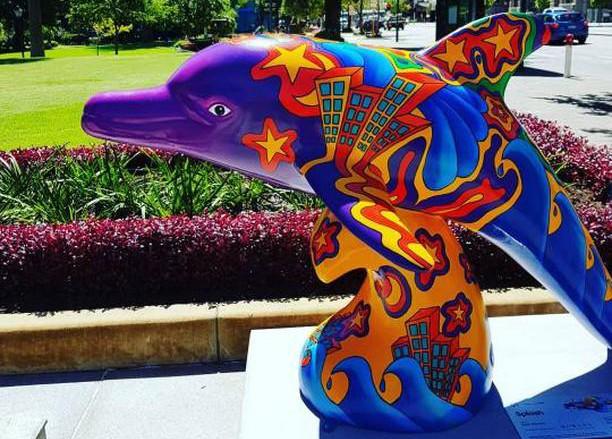 City Splash - The Big Splash, Perth