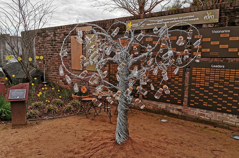 Message Tree - Eden Unearthered, Sydney