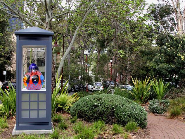 Today and Tomorrow - North Sydney Plinth