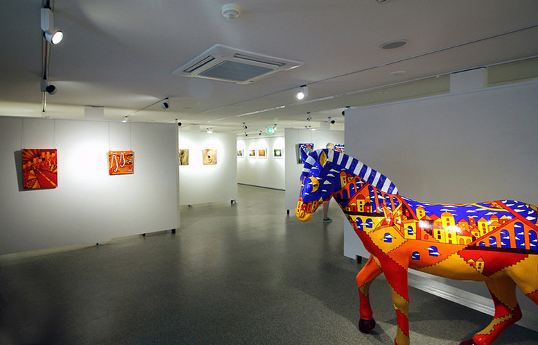 Two Worlds Exhibition - Gallery Lane Cove, 2015