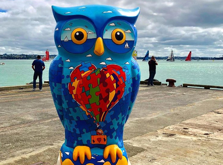 I'm Puzzled - The Big Hoot Event, Auckland