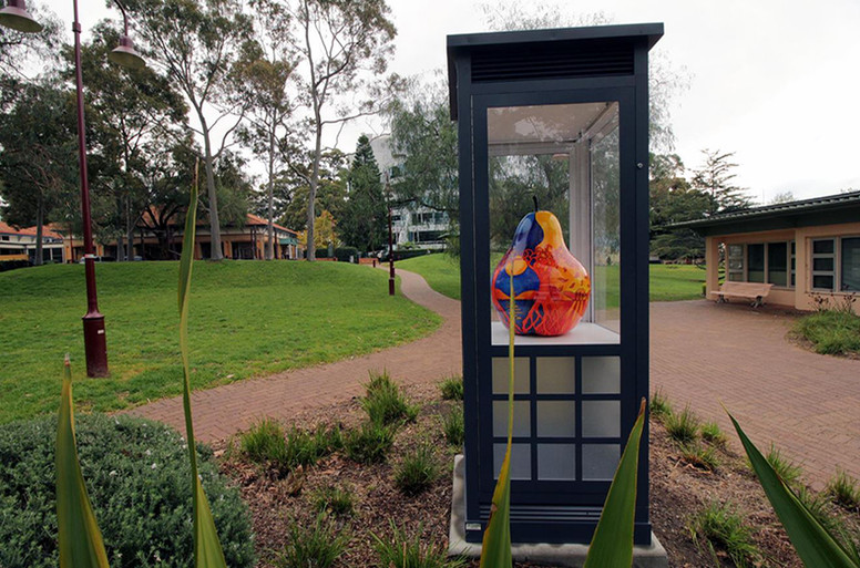 Today and Tomorrow - Sculpture Plinth, North Sydney Council