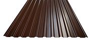 Профнастил шоколад RAL8017