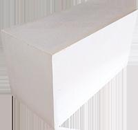 Камень силикатный рядовой полнотелый бел
