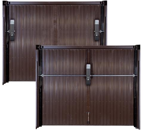 Portoni sezionali e porte basculanti per garage sezionali - Chiudere la porta grazie ...