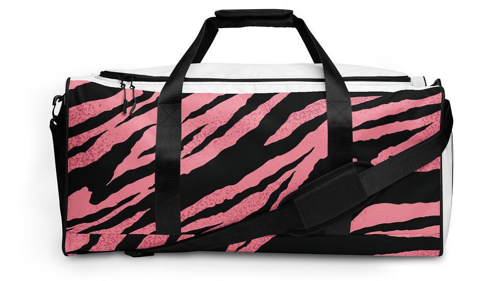 Pink Tiger Rise & Grind Gym Bag (Support Breast Cancer)