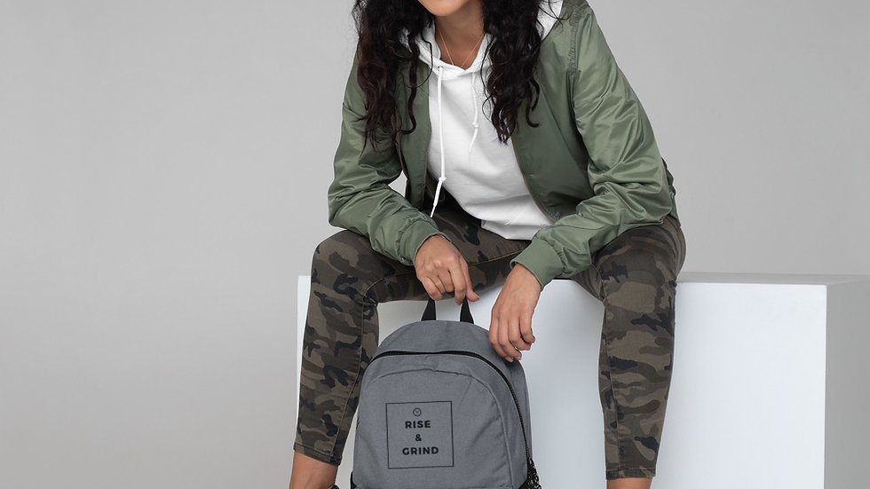 GP Rise and Grind Embroidered Champion Backpack