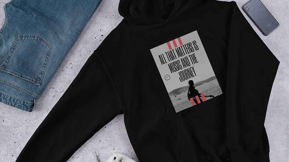 GP Music and The Journey Unisex Hoodie