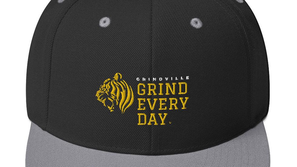 GP Grindville Snapback Hat