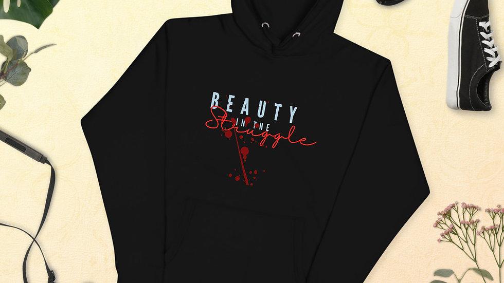 GP Beauty in the Struggle Unisex Hoodie