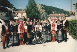 Polla y Tagliacozzo (Italia)