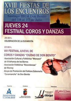 VIII Festival Juvenil