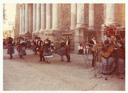 1979 -1º Festival Autonómico -Mérida