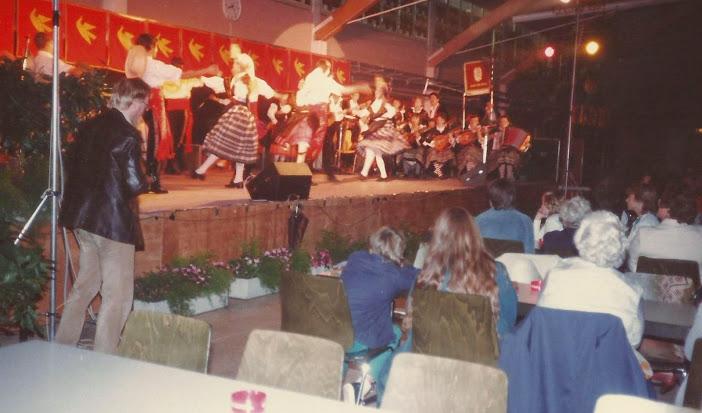 1983 - Viaje a Alemania