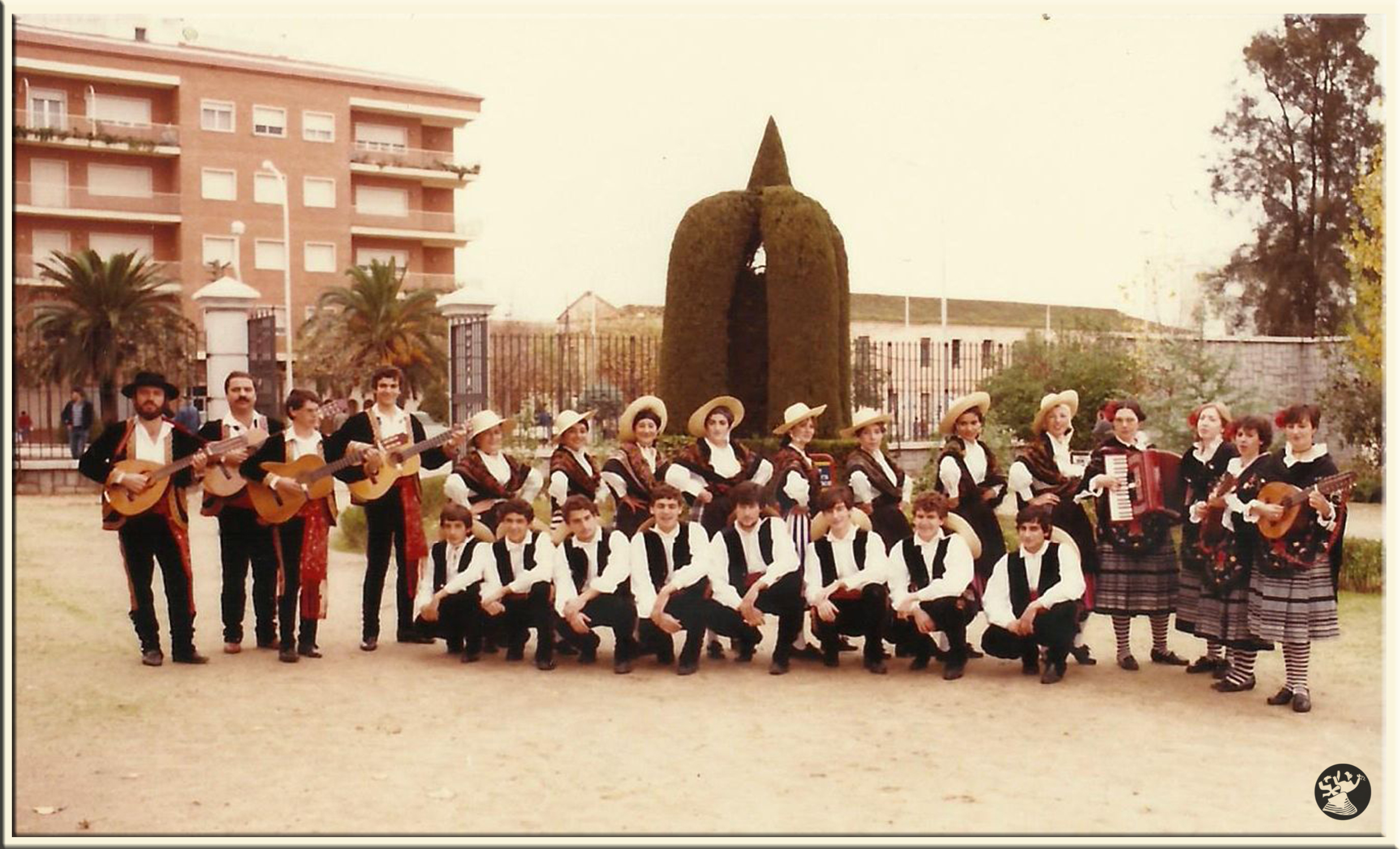 1984 - Reportaje Fotográfico