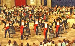 1985 - Inauguración Ave María