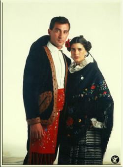 1984 - Traje de gala