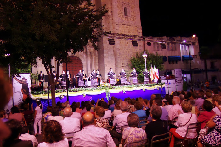 XV Festival Nacional y FFPPM