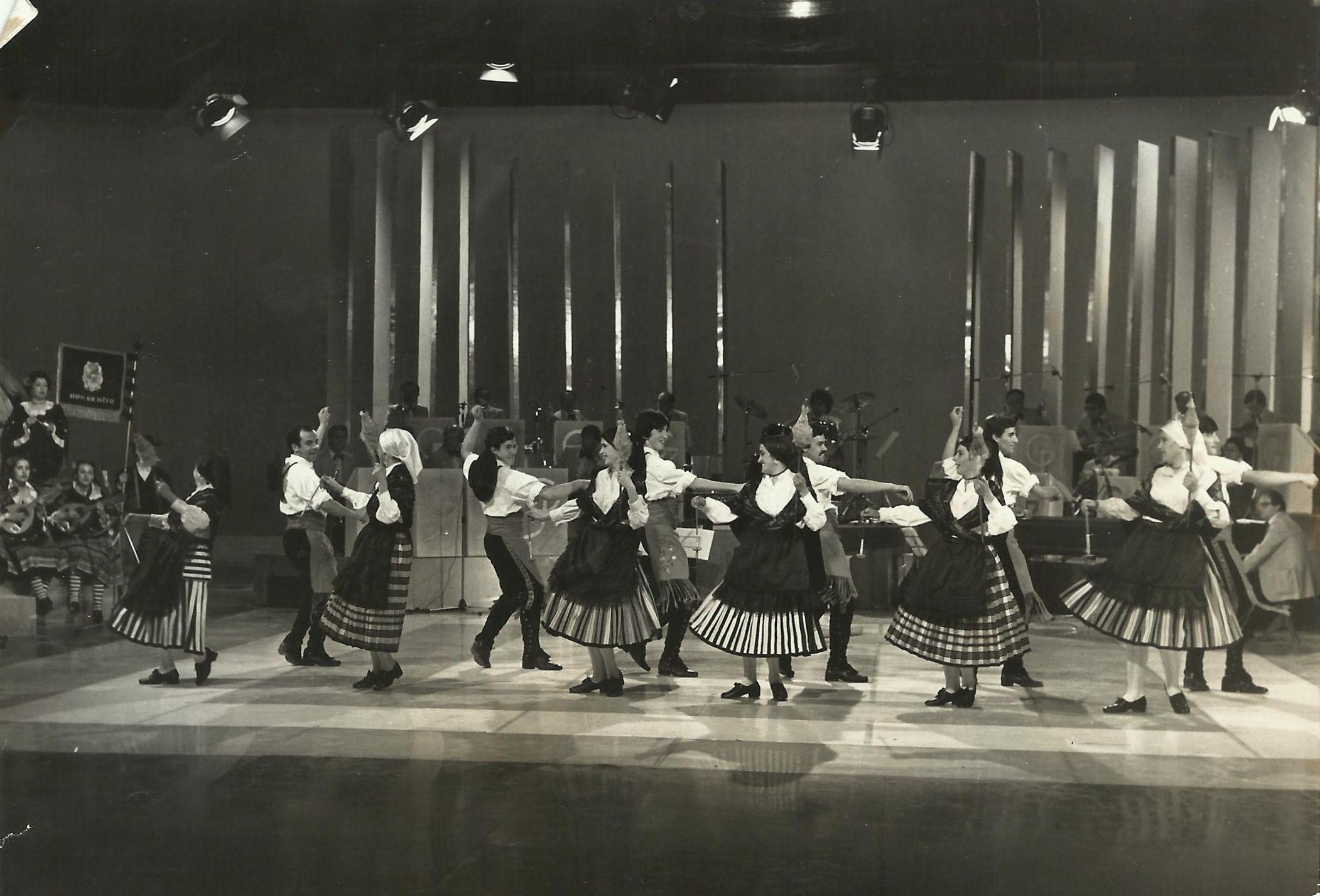 1981 -  Programa GENTE JOVEN (TVE)
