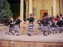 Clausura Escuelas Folklore