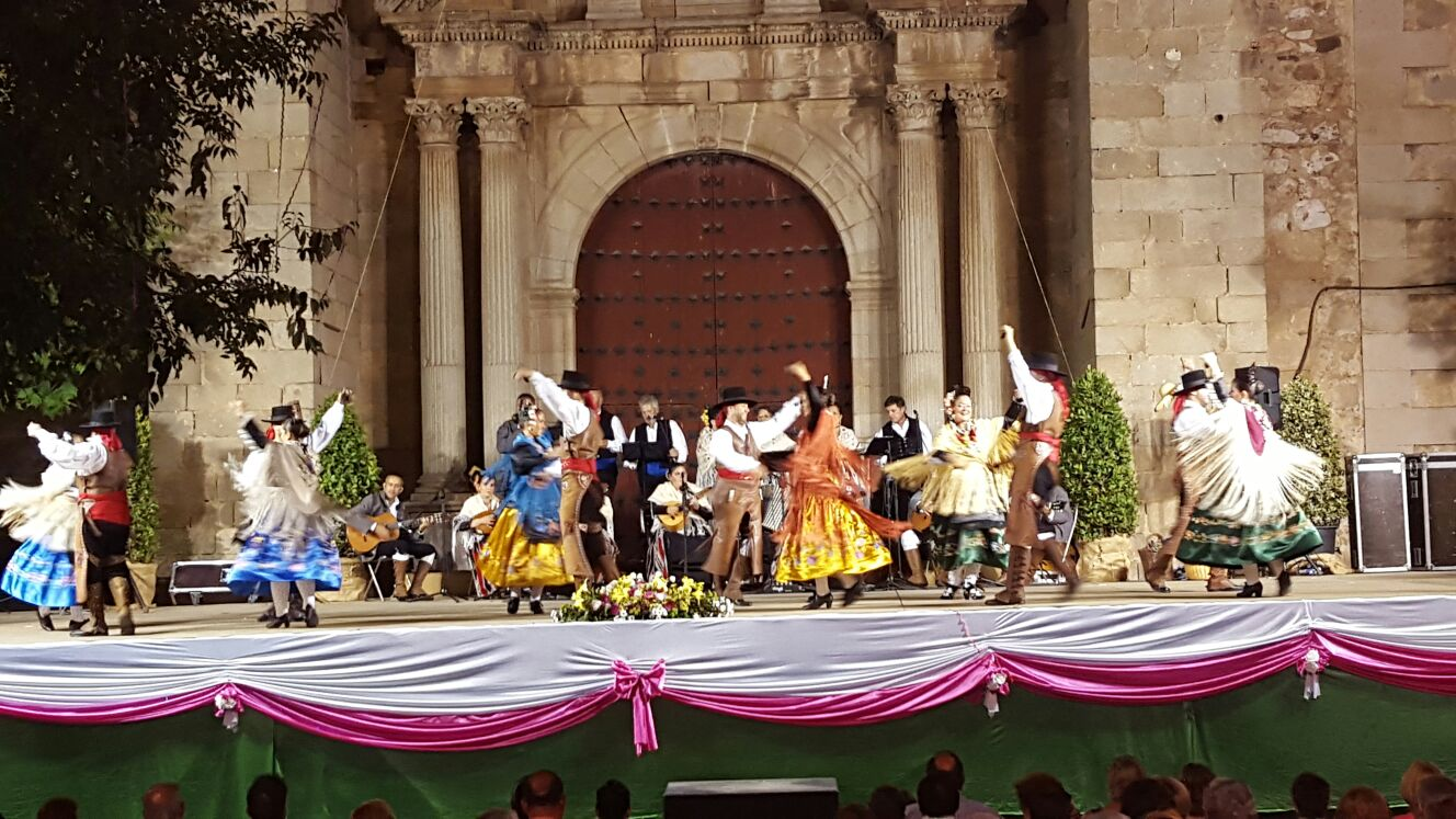 XVIII Festival Nacional de Folklore