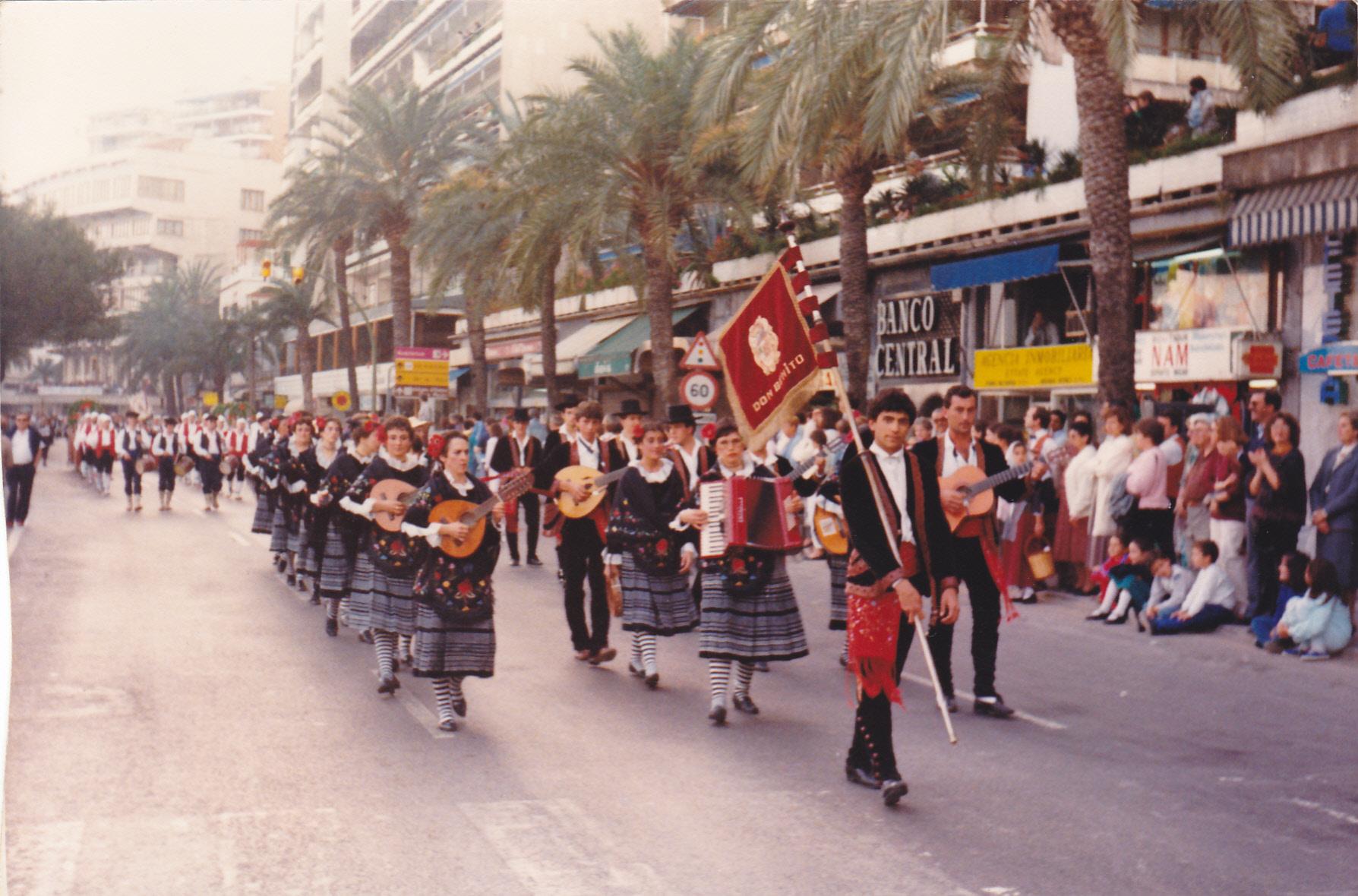 1987 - Palma de Mallorca