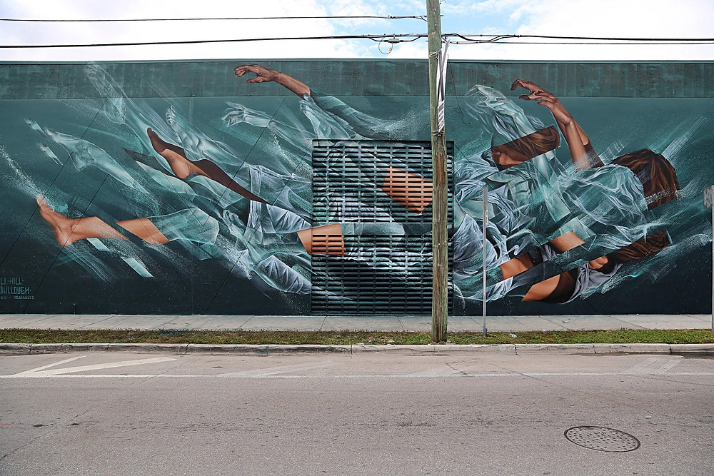 Collaboration Li-Hill and James Bullough