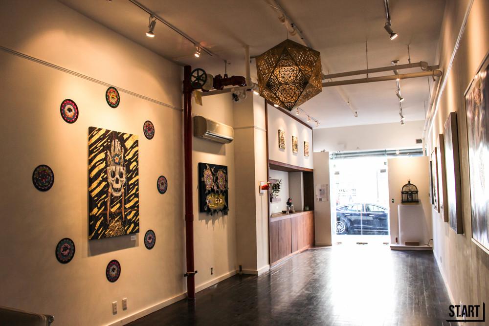 Federico Massa Solo Exhibition at 317 Gallery