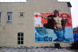Currency, The Bushwick Collective, New York, 2013