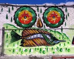 Iena Cruz Wall Bushwick