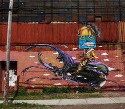 Iena Cruz Wall Brooklyn