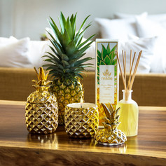 Soy Candle Pineapple