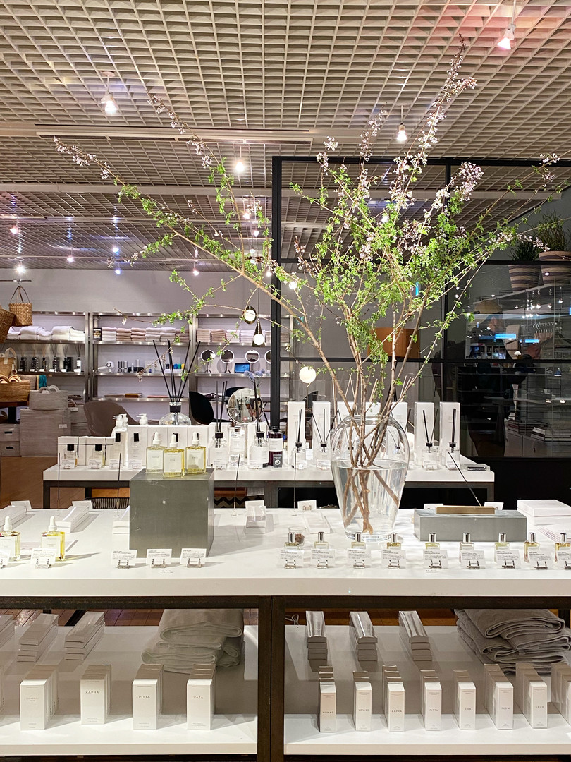 POP UP STORE @ CONRAN SHOP