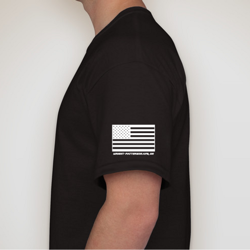 Unisex POW/MIA Cotton Short Sleeve Shirt