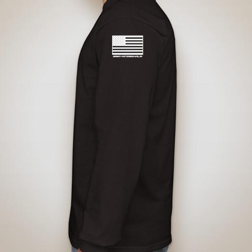 Unisex POW/MIA Cotton Long Sleeve Shirt