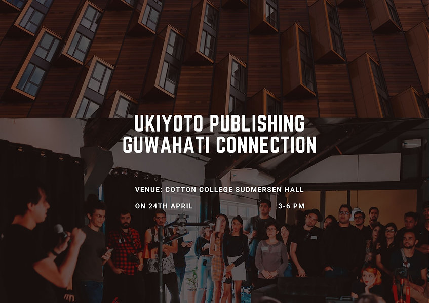 UKIYOTO PUBLISHING GUWAHATI CONNECTION.j
