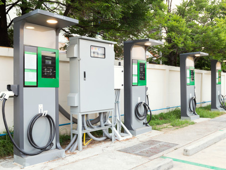 4 Things to Consider Before you Install an EV Charging Station