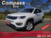 COMPASS 2.0 SPORT 4x2 AUTOMÁTICO COMPLETO COM MULTIMÍDIA SENSOR DE ESTACIONAMENTO