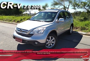 CR-V EXL 4WD AUTOMÁTICO COMPLETO COM BANCOS EM COURO SENSOR DE ESTACIONAMENTO