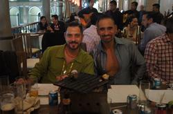 Horacio Franco y Arturo Plancarte