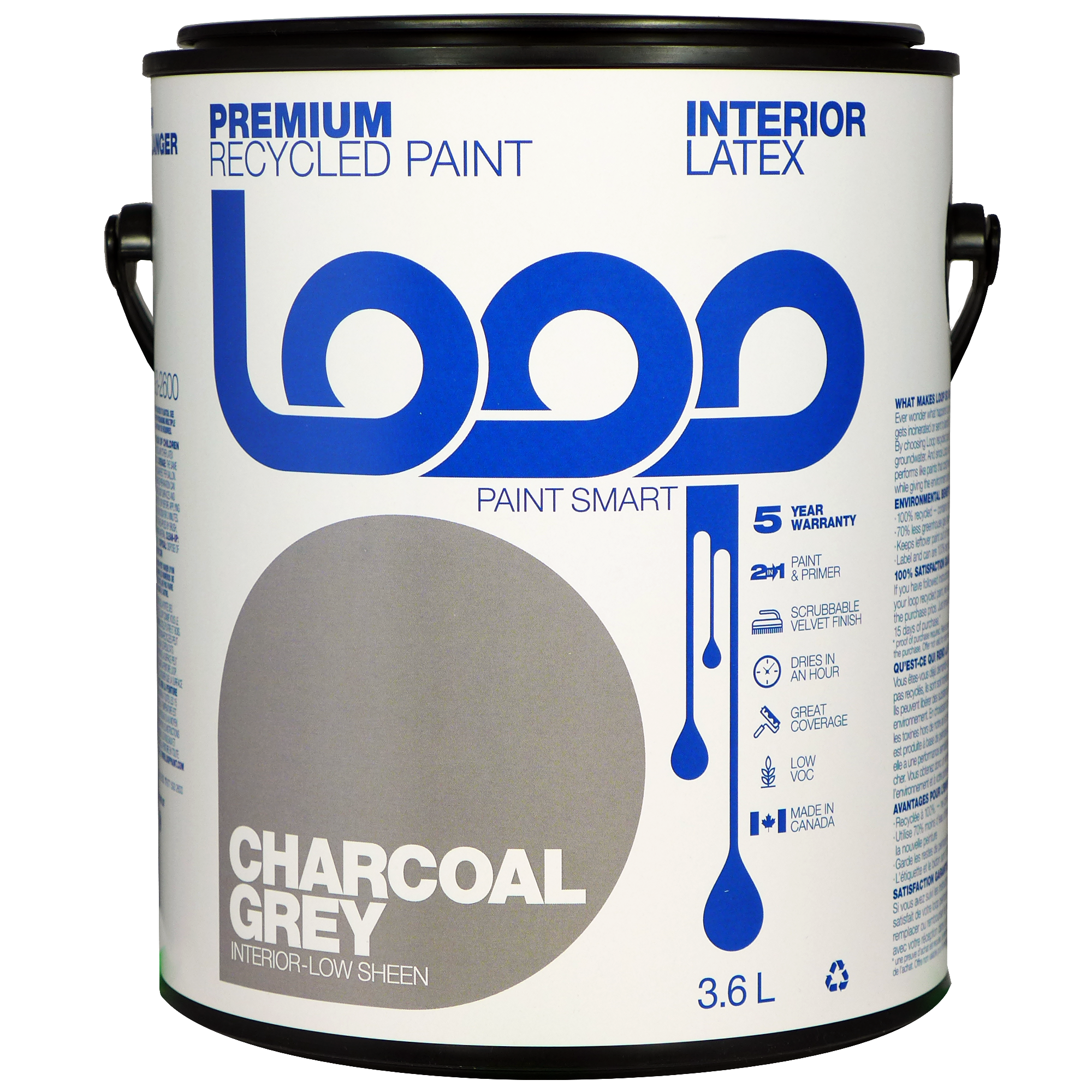 Loop Can charcoal-INT
