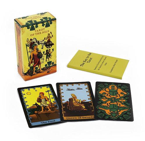 Tarot of The Nile Tarot Deck