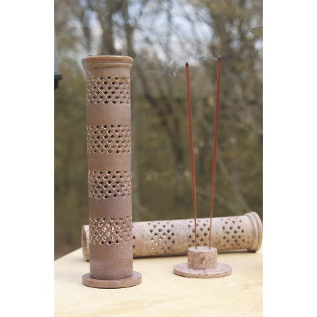 Stone Incense Holder