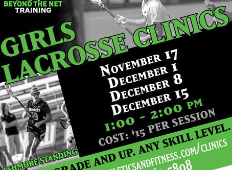 BTN Lacrosse Clinics