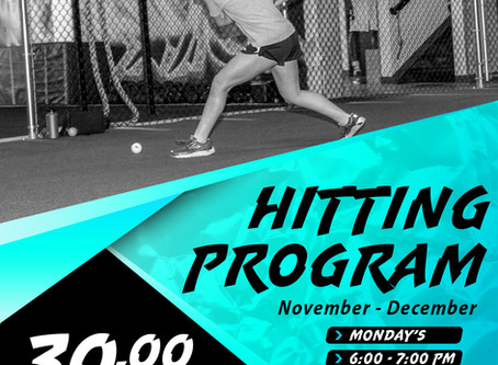Hitting Program